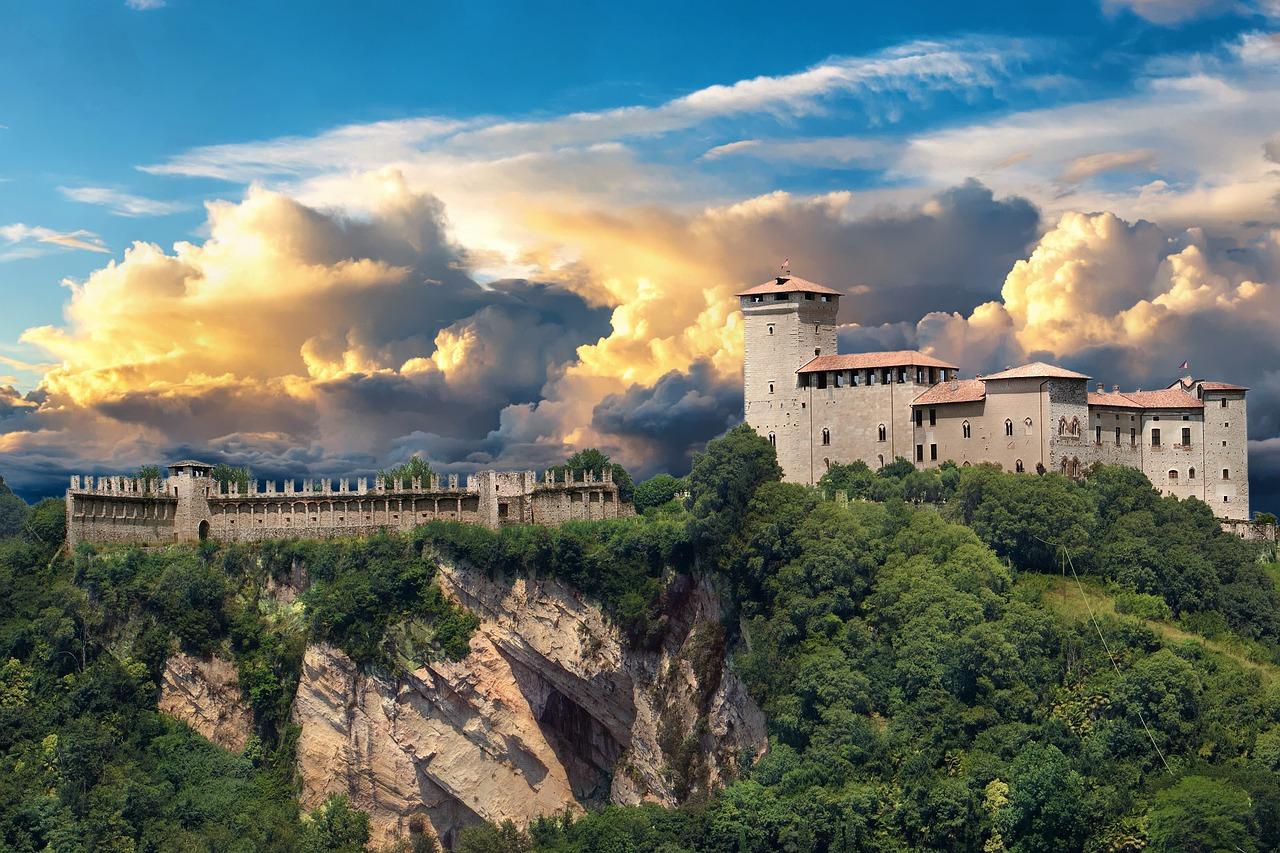 photo du chateau d'angers pour la page état des lieux angers